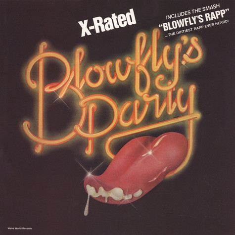 Blowfly - Blowfly's Party X-Rated