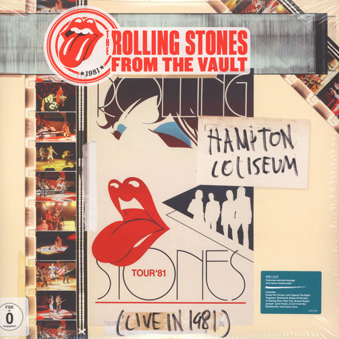 Rolling Stones, The - From The Vault: Hampton Coliseum 1981