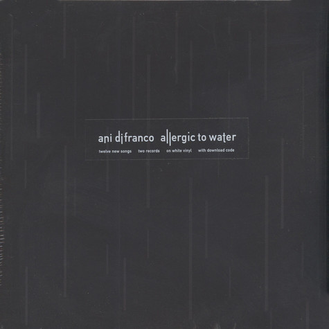 Ani Difranco - Allergic To Water