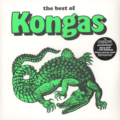 Kongas - The Best Of Kongas