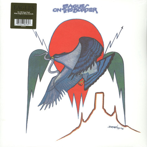 Eagles, The - On The Border
