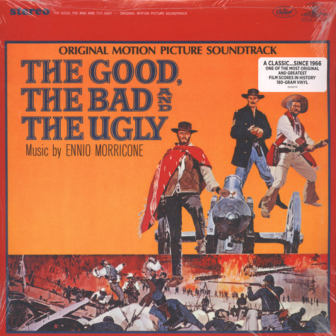 Ennio Morricone - OST The Good, The Bad & The Ugly
