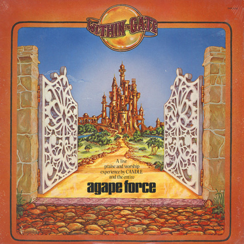 Candle And The Entire Agape Force - Within The Gate