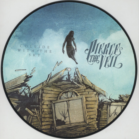 Pierce The Veil - Collide With The Sky Picture Disc