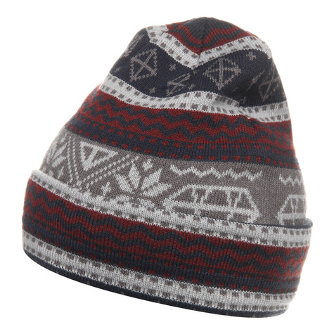 Diamond Supply Co. - Fairisle Beanie