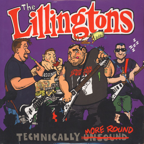 Lillingstons, The - Shit Out Of Luck Expanded Edition