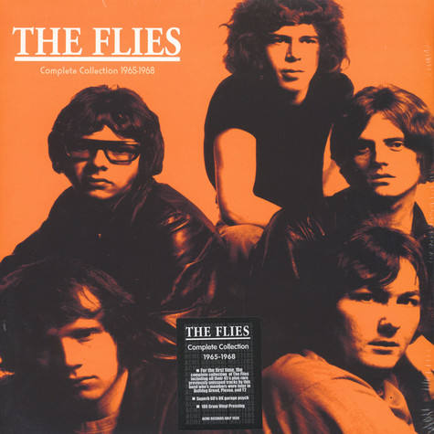 Flies, The - Complete Collection 1966-1968