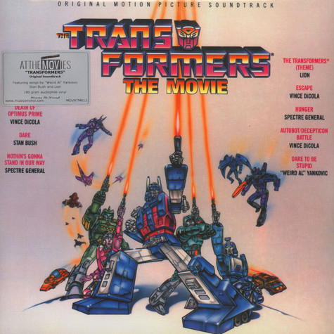 V.A. - OST Transformers
