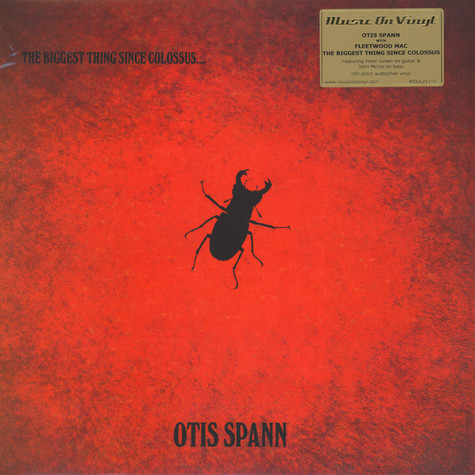 Otis Spann & Fleetwood Mac - Biggest Thing Since Colossus
