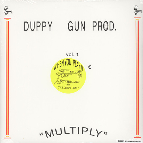 V.A. - Multiply: Duppy Gun Productions Volume 1