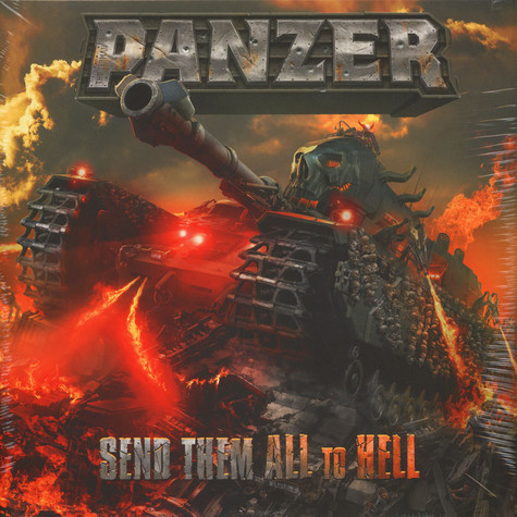 German Panzer, The - Send Them To Hell