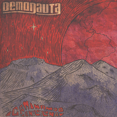 Demonauta - Caminando En La Luna Colored Vinyl Edition