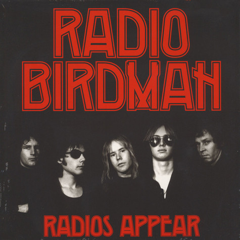 Radio Birdman - Radios Appear (Trafalgar Version)