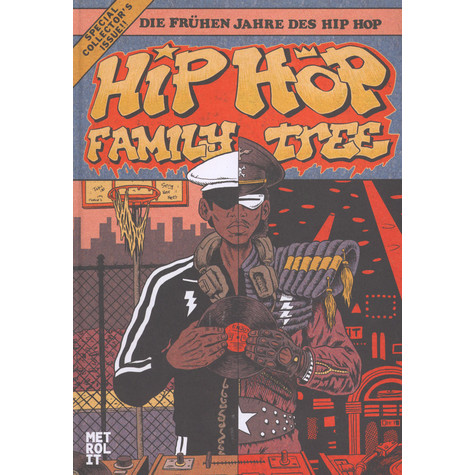 Ed Piskor - Hip Hop Family Tree German Edition