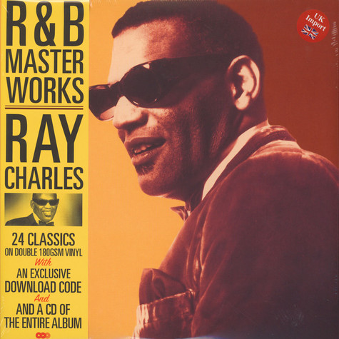 Ray Charles - R&B Master Works