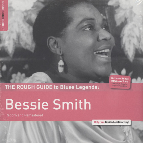Bessie Smith - The Rough Guide to Blues Legends: Bessie Smith
