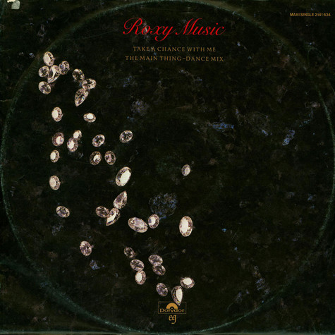 Roxy Music - Take A Chance With Me