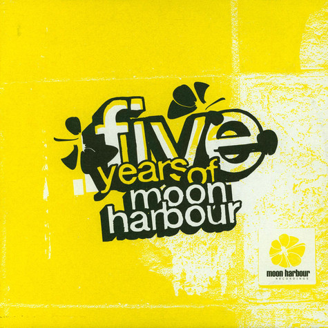 V.A. - Five Years Of Moon Harbour