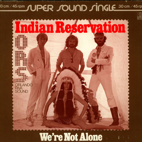 O.R.S. (Orlando Riva Sound) - Indian Reservation