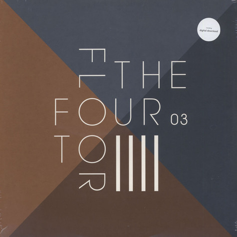 V.A. - Four To The Floor 03