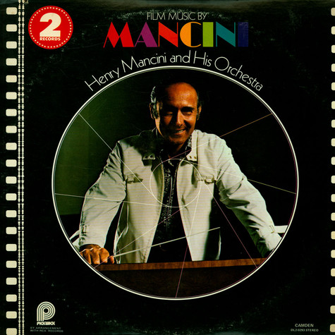 Henry Mancini And His Orchestra - Film Music By Mancini