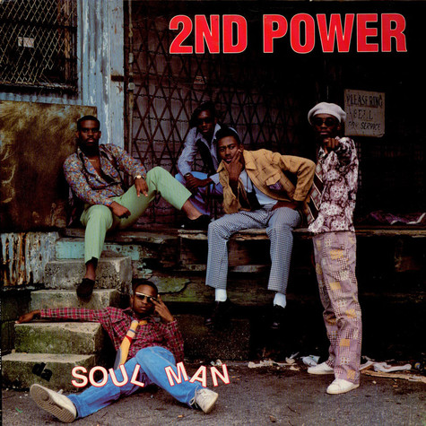 2nd Power - Da Soul Man