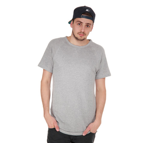 Wemoto - Eton Drop Fleece Raglan T-Shirt