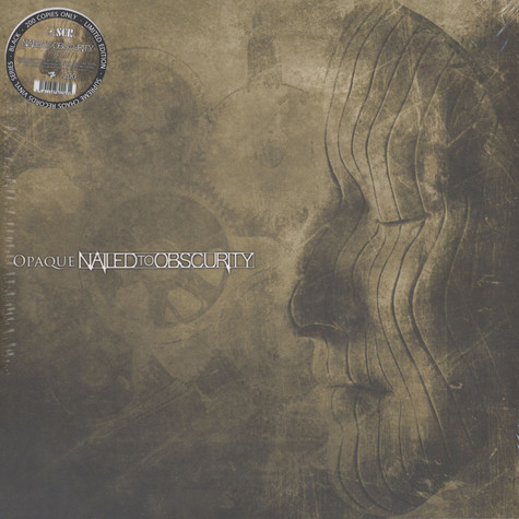 Nailed To Obscurity - Opaque Black Vinyl Edition