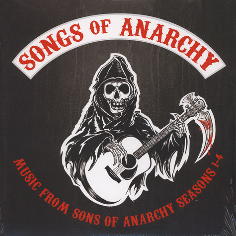 V.A. - Songs Of Anarchy: Music From Sons Of Anarchy Season 1-4