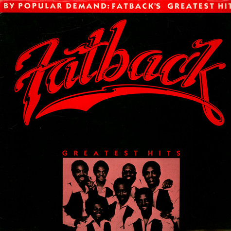 Fatback Band, The - Fatback's Greatest Hits