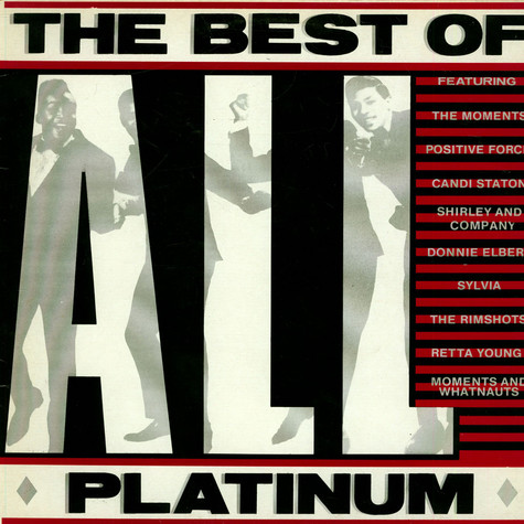 V.A. - The Best Of All Platinum