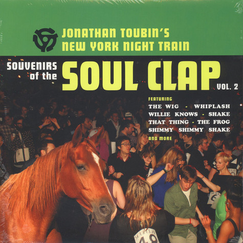 V.A. - Souvenirs Of The Soul Clap Volume 2