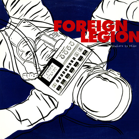 Foreign Legion - Nowhere To Hide