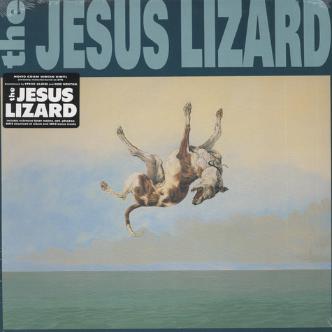 Jesus Lizard - Down Deluxe Edition
