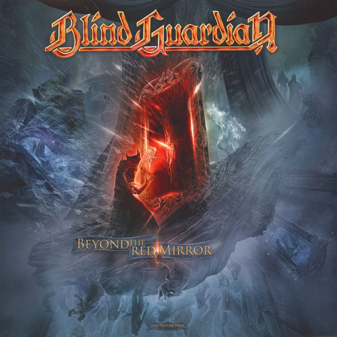 Blind Guardian - Beyond The Red Mirror Picture Disc Edition