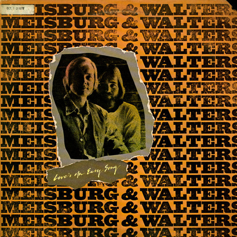 Meisburg & Walters - Love´s An Easy Song