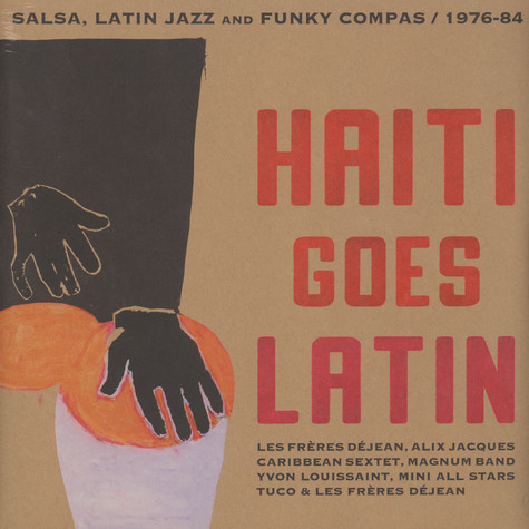 V.A. - Haiti Goes Latin