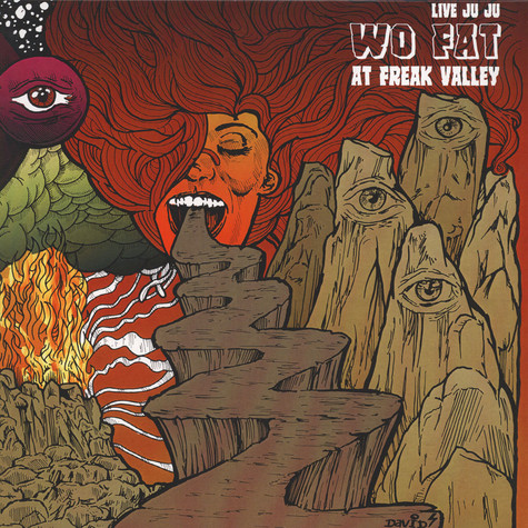 Wo Fat - Live Juju: Wo Fat At Freaky Valley
