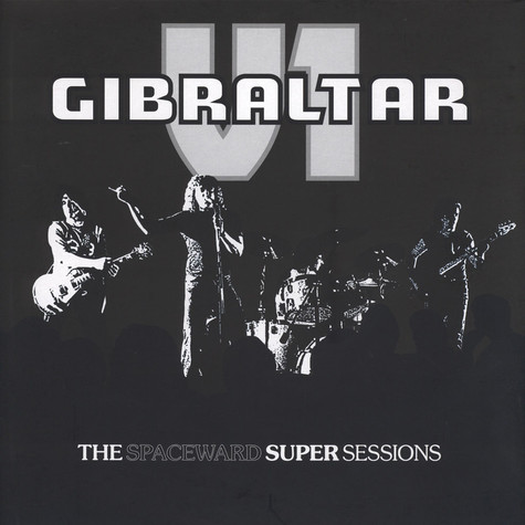 VI / Gibraltar - The Spaceard Super Sessions Black Vinyl Edition