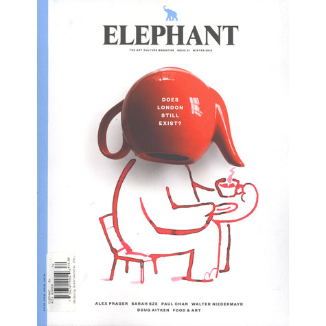 Elephant - 2015 - Winter - Issue 21