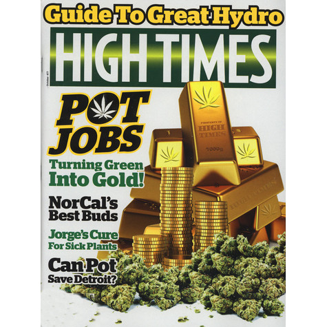 High Times Magazine - 2015 - 10 - October