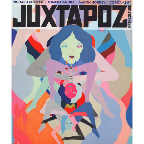 Juxtapoz Magazine - 2015 - 09 - September