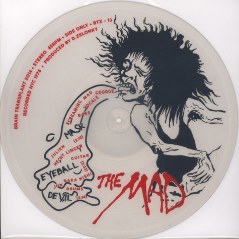 Mad, The - Mask EP