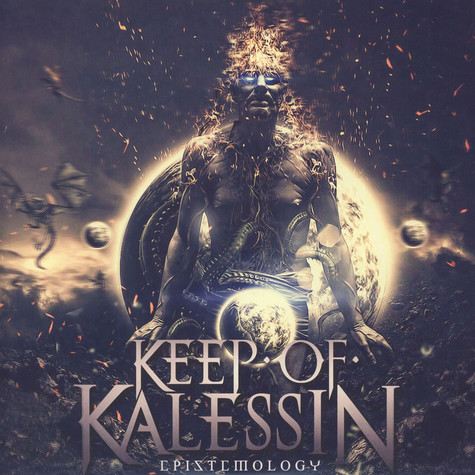 Keep Of Kalessin - Epistemology Black Vinyl Edition