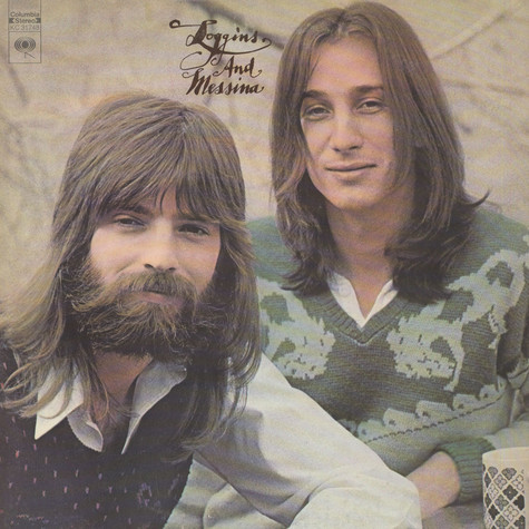 Loggins And Messina - Loggins And Messina