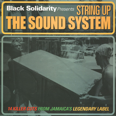 V.A. - String Up The Sound System