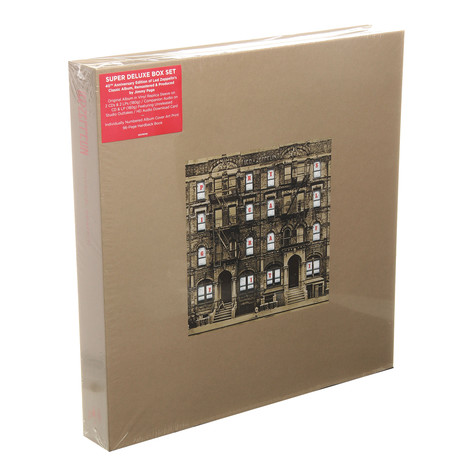 Led Zeppelin - Physical Graffiti Remastered Super Deluxe Edition