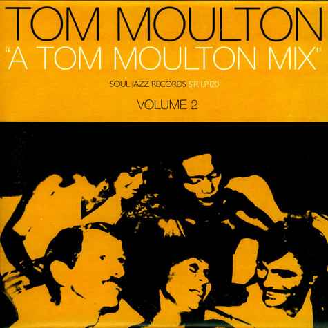 Tom Moulton - A Tom Moulton Mix Vol. 2