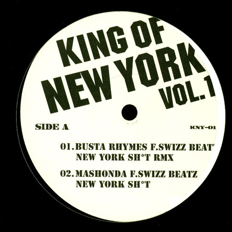 V.A. - King Of New York Vol.1