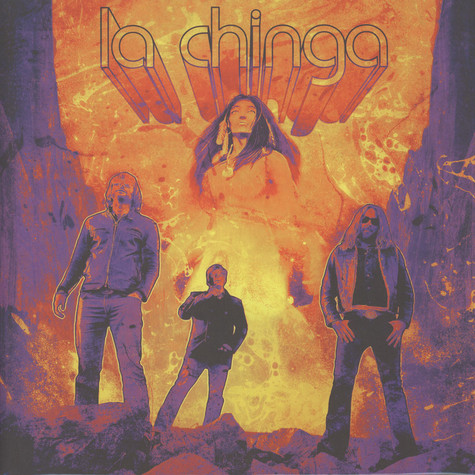 La Chinga - La Chinga Yellow Vinyl Edition